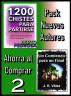 Pack Nuevos Autores Ahorra al Comprar 2: 1200 Chistes para partirse, de Berto Pedrosa & Un Comienzo para un Final, de J. K. Vélez by Nuevos Autores