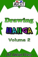Cover for 'Drawing Manga Volume 2'