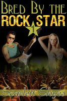 Cover for 'Bred by the Rock Star 1 (reluctant teen breeding)'