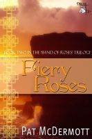 Cover for 'Fiery Roses'