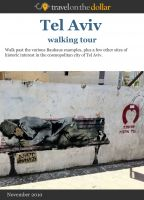 Cover for 'Tel Aviv Walking Tour'