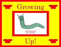 Cover for 'Growing Up!'