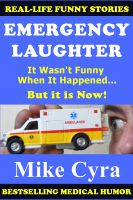 Cover for 'Emergency Laughter'