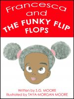 Cover for 'Francesca and The Funky Flip Flops'