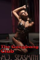 Cover for 'The Gangbang Club'