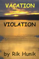 Cover for 'Vacation Violation'