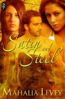 Cover for 'Satin and Steel'