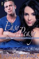 Cover for 'Easy Peasy'