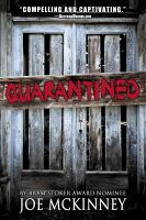 Cover for 'Quarantined'