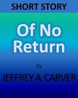 Cover for 'Of No Return'