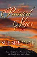 Cover for 'Painted Skies'