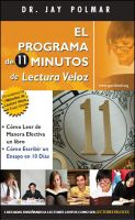 Cover for 'El programa de 11 minutos de lectura-veloz'