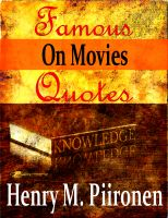 Cover for 'Famous Quotes on Movies'
