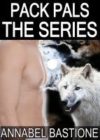 Cover for 'Pack Pals, The Series (8 Sizzling Tales of Paranormal Gay Werewolf Menages!)'