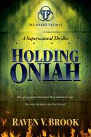 Cover for 'Holding Oniah'