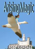 Cover for 'Arising Magic'