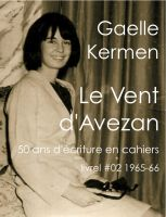 Cover for 'Le Vent d'Avezan'