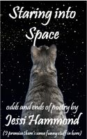 Cover for 'Staring into Space'