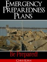 Cover for 'Emergency Preparedness Plans: Be Prepared!'