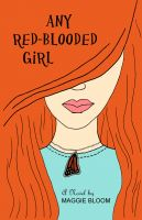 Cover for 'Any Red-Blooded Girl'