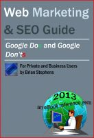 Cover for 'Web Marketing & SEO - Google DOs & Google DON'Ts'
