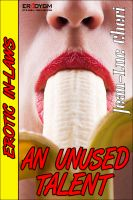 Cover for 'An Unused Talent'
