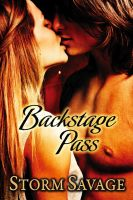 Cover for 'Backstage Pass'