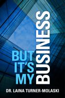 Cover for 'But It's My Business'