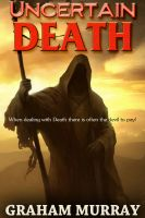 Cover for 'Uncertain Death'
