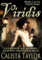 Cover for 'Viridis - A Steampunk Romance'