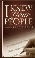 Cover for 'I Knew Your People'