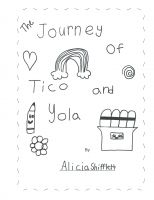 Cover for 'The Journey of Tico and Yola'