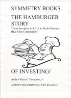 Cover for 'The Hamburger Story of Investing'
