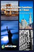 New York City for Families: 5 Boroughs in 7 Days