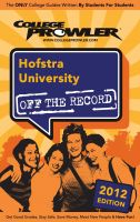 Cover for 'Hofstra University 2012'