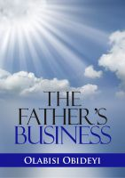 Cover for 'The Father's Business'