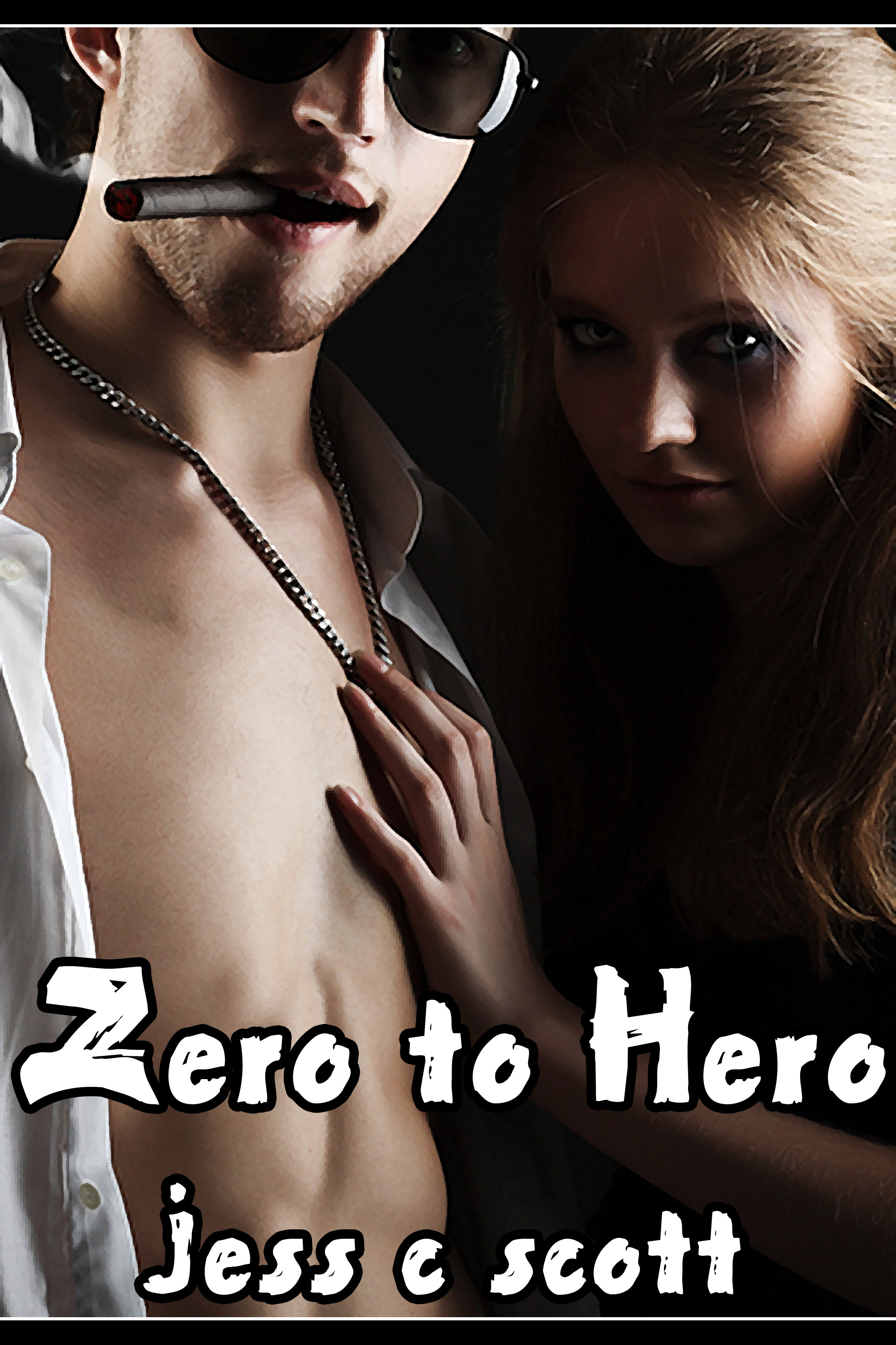 Jess C Scott - Zero to Hero