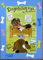Cover for 'Dogchiatrist: The Transformation of a Patient)'