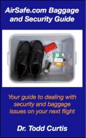 Cover for 'AirSafe.com Baggage and Security Guide'