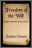 Cover for 'Freedom of the Will'