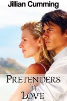 Cover for 'Pretenders in Love (Erotic Romance Series)'
