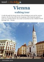 Cover for 'Vienna Walking Tour'