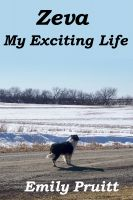 Cover for 'Zeva - My Exciting Life (A Dog's Story)'