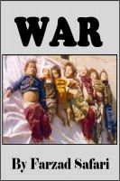 Cover for 'War'