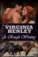Cover for 'A Rough Wooing'