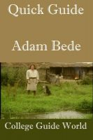 Cover for 'Quick Guide: Adam Bede'