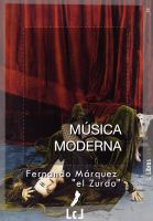 Cover for 'Música moderna'