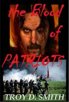Cover for 'The Blood of Patriots'
