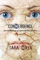 Cover for 'Conmergence: An Anthology of Speculative Fiction'