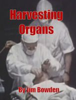 Cover for 'Harvesting Organs'